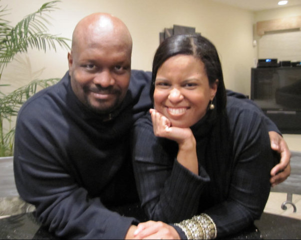 My brother Ken and Sis-in-law