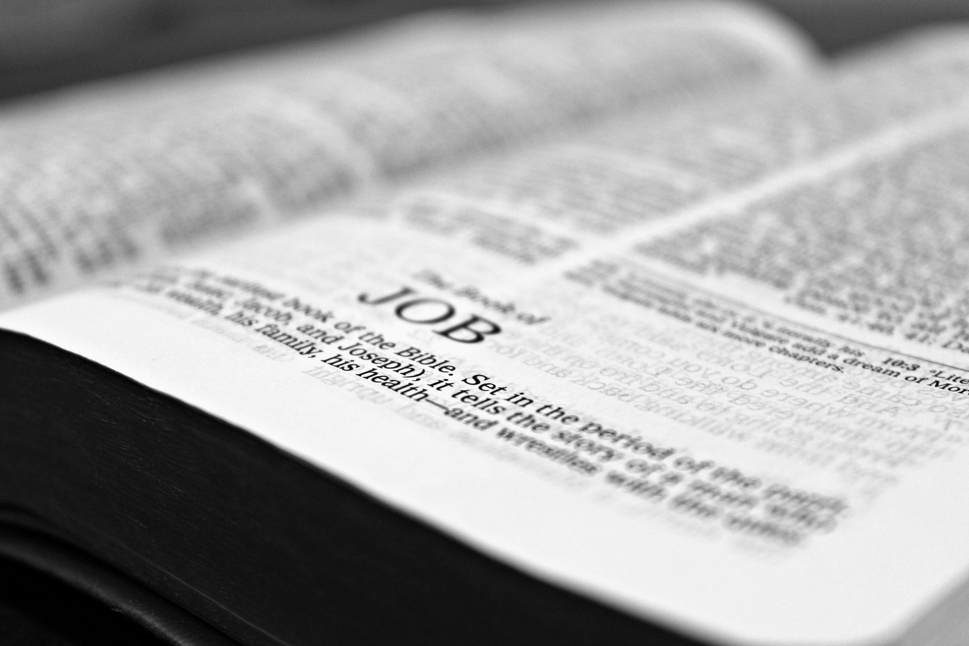 My Top 10 List of Bible Events I'd Love to See