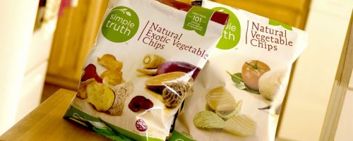 Have you Ever Tried Veggie Chips?